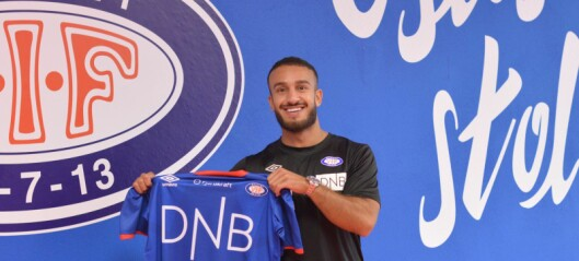 Midtbaneeleganten Mohammed Fellah tilbake til Vålerenga fotball
