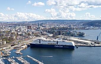 – Vi foreslår at ferge- og cruiseaktivitetene flyttes og at det tenkes helt nytt for Filipstad