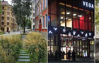 Her er finalistene til Oslo bys arkitekturpris