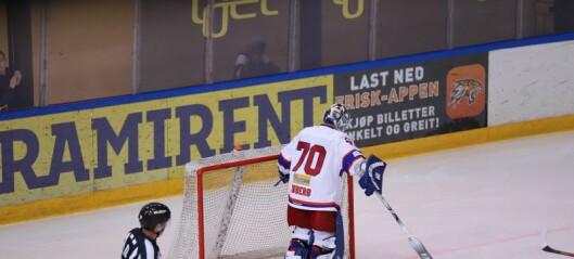 Vålerenga ishockey tapte serieåpningen i Askerhallen