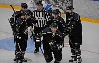 Hockeyfest på Dælenenga da Grüner knuste Narvik i eliteserie-debuten