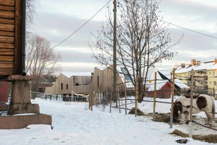 Nordtvet gård barnehage. Foto: Finn Ståle Felberg