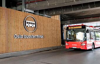 Oslo bussterminal har fått en etterlengtet ansiktsløft. – En utrolig vellykket modernisering
