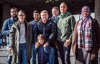 Naboene til Olafiagangen vil ikke ha mathall på Grønland: - Det må satses på barn og unge