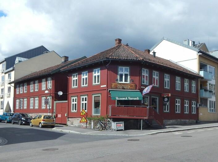 Det er uklart om Vålerenga vertshus fortsetter å være samlingspunktet for VIF-fansen fremover. Foto: Jan-Tore Egge / Wikimedia Commons