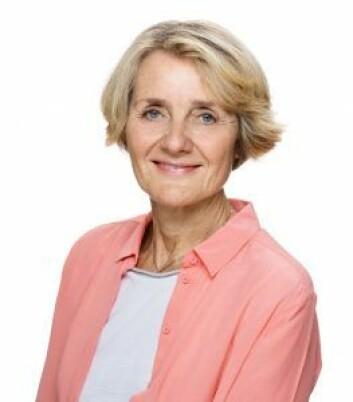 Ida Berg Hauge mener det har blitt for mye angst rundt mat. Foto: Opplysningskontoret for Meieriprodukter