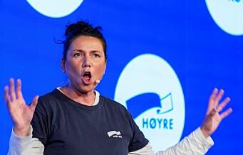 Høyre vil snakke med MDG om mulighet for blågrønt byråd