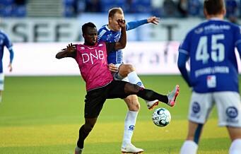 Vålerenga tapte for bunnlaget Sarpsborg. VIF uten seier på sju kamper