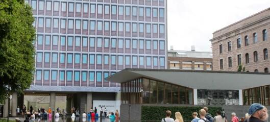 Statsministerens kontor skal ikke tilbake til Høyblokka
