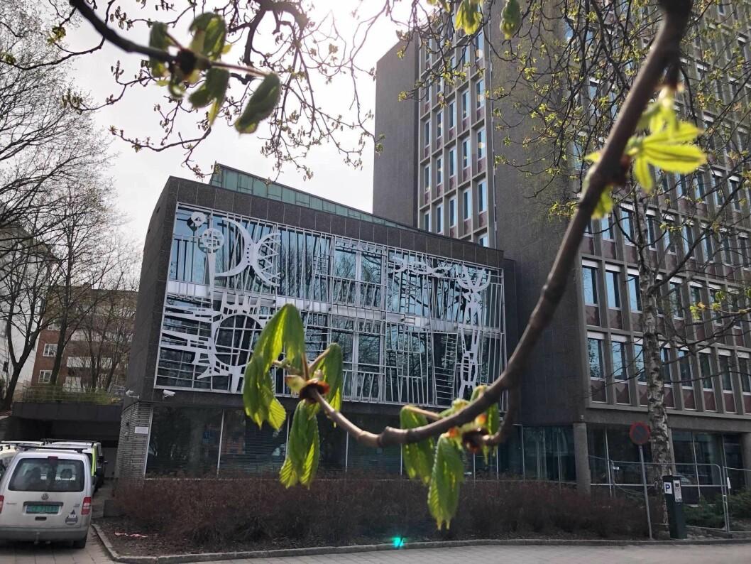I Drammensveien 60 holder administrasjonen i bydel Frogner til. Foto: Kittil Berdal Berg, overarkitekt Bydel Frogner
