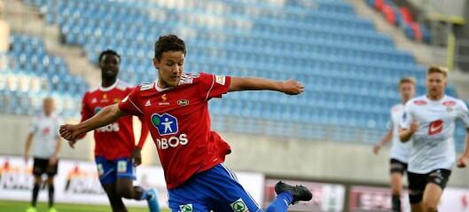 To mål av Johannes Nuñez ga Skeid uavgjort mot Sogndal