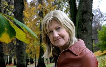 Anne Grete Preus får en gate eller plass oppkalt etter seg på Filipstad i Oslo