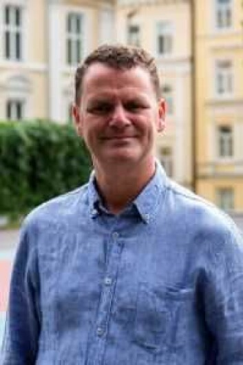 Jens Jørgen Lie, leder av bydelsutvalget i bydel Frogner, er svært fornøyd med vedtaket om at Anne Grete Preus får en gate eller plass oppkalt etter seg. Foto: Morten Lauveng Jørgensen