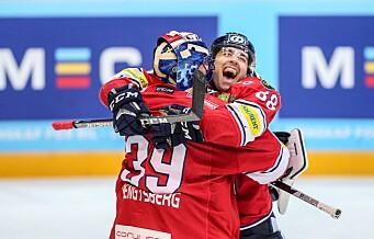 Grüner ishockey kom hardt ned på bakken i møte med Lillehammer