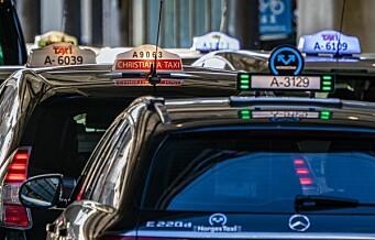 Drosjeturen fra sentrum til Romsås endte med at sjåføren ble truet med kniv og ranet