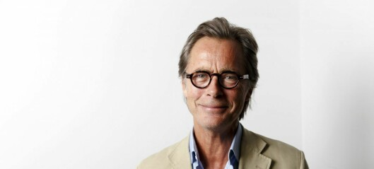 Jørgen Skavlan snakker om psykisk helse i Frogner Bydelshus