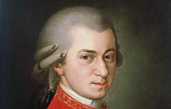 Opplev 100% Mozart med Kringkastingsorkesteret