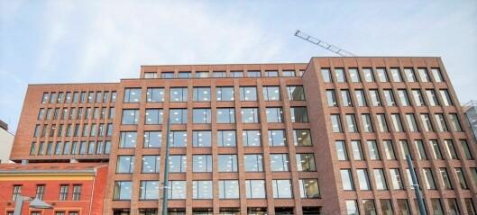 Det juridiske fakultet har fått et nytt hjem på Tullinløkka. Domus Juridica skal leve i minst 200 år