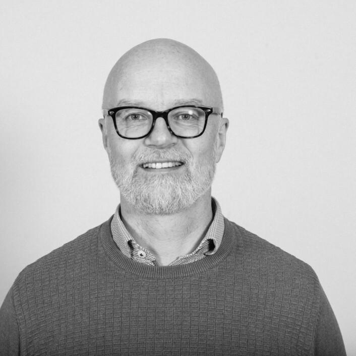 Sten Rune Roland, daglig leder og psykologspesialist på Vangseter.