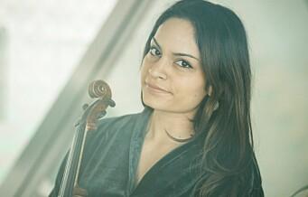 Spellemann-nominerte Harpreet Bansal og Kringkastingsorkesteret utforsker indisk raga