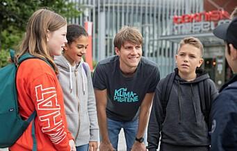 Nytt semester med klima på Osloskolenes timeplaner