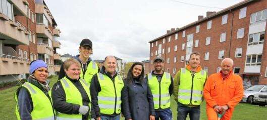 Rusken inviterer borettslag til å hjelpe til for å skape et rent og pent Oslo i 2018