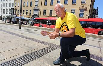 Hvem skal betale for sneiper og snusposer på gata i Oslo?