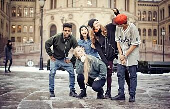 I Miljøboka utfordrer Rusken Oslos elever til å engasjere seg i nærmiljøet sitt