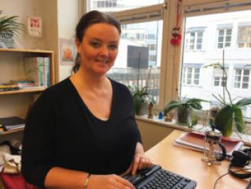 – Mange lurer på om man må være en superfamilie for å bli fosterhjem, sier Kjersti Margrethe Botten.