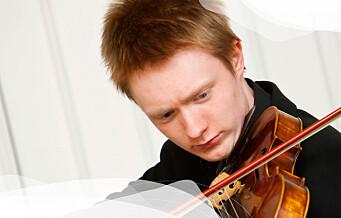 Kringkastingsorkesteret spiller en Grammy-vinner i Oslos fineste konsertsal