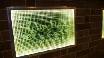 John Dee har holdt koken siden 1997. Foto: Thor Langfeldt