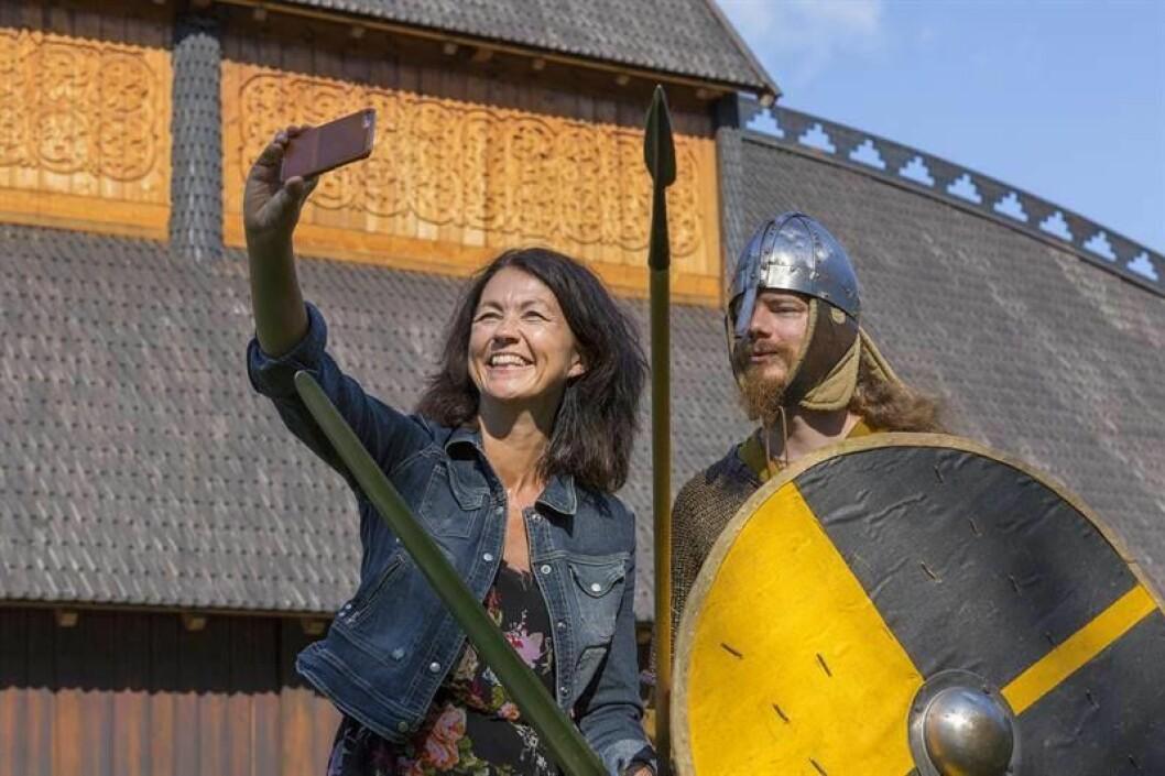 Midgard Vikingsenter. Foto: didrick stenersen - visitOslo