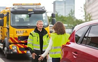God veihjelp viktigste årsak til at svært mange er medlem i NAF