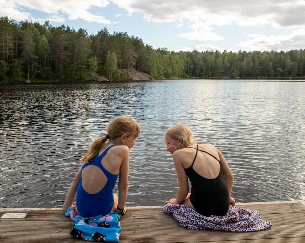 Oslomarka gir glede, ro og vennskap