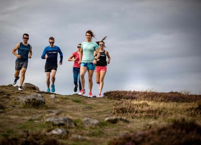 Jogging kan gjøres stort sett over alt. Foto: Stage 7 Photography på Unsplash