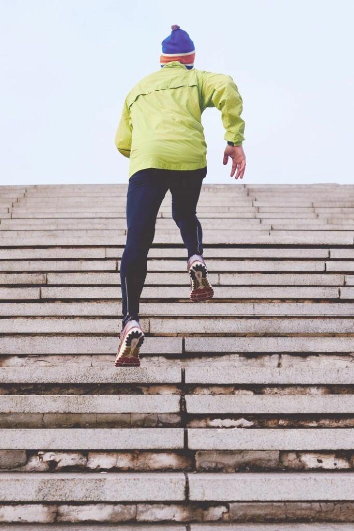 Intervalltrening er den aller mest effektive formen for løping, ifølge Hanne Lyngstad. Foto: Clique Images på Unsplash