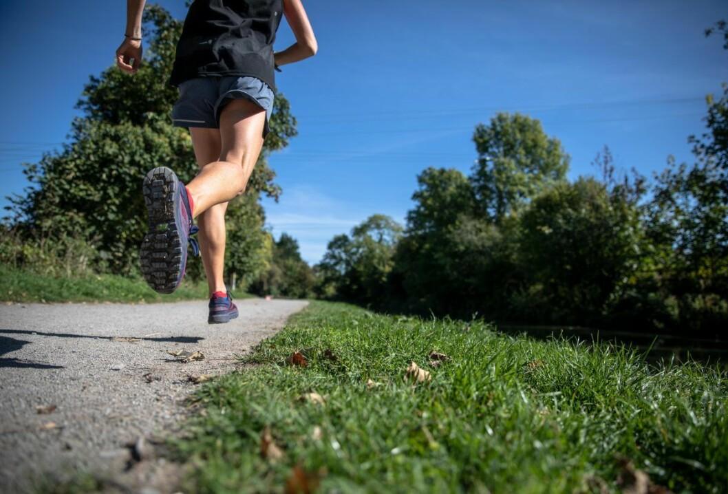 Jogging er den mest effektive treningsformen, ifølge tidligere løypeekspert for Adidas, Hanne Lyngstad. Foto: Stage 7 Photography på Unsplash
