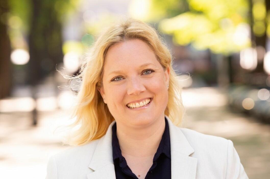 Aina Stenersen, Frp Oslos førstekandidat til bystyret i 2019-valget.
