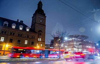 To koronasmittede i Oslo innlagt på sykehus. 20 nye medisinerstudenter ved Universitetet må i karantene