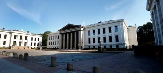 Økning i antall trakasseringssaker på Universitetet i Oslo