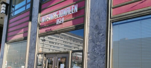 Flere og flere serverings- og utesteder stenger i Oslo sentrum
