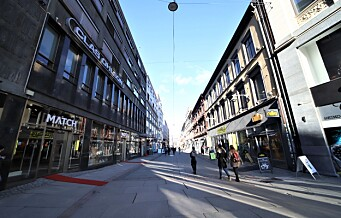 En mann er knivstukket i Oslo sentrum og betegnes som alvorlig skadd