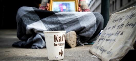 Oslo kommune vil hjelpe utenlandske tiggere hjem