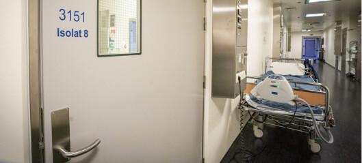 Koronadødsfall på Ellingsrudhjemmet – det tredje i Norge
