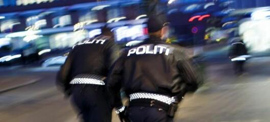 Politiet søker etter person med pistol etter slåsskamp på St. Hanshaugen