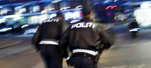 Tre menn pågrepet etter trusler med replikavåpen på Grünerløkka