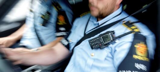 Mann til sykehus etter voldsepisode i Oslo sentrum