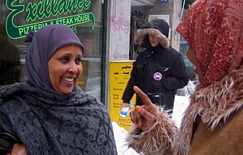 Oslopolitiet med ny rapport: Muslimer og homofile mest utsatt for økt hatkriminalitet