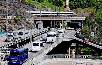 Stenging og rehabilitering av Vålerenga-tunnelen utsettes på ubestemt tid