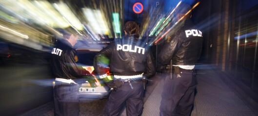 To unge menn pågrepet for væpnet ran i Møllergata